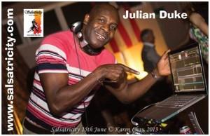 JULIAN GREATONE@