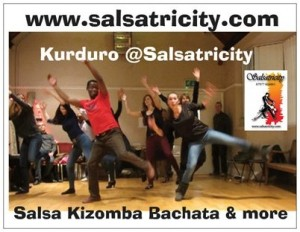 TO COSTA teaching KIZOMBA FUNANA & KUDURO @Salsatricty
